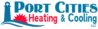 Port Cities Heating & Cooling, LLC Logo